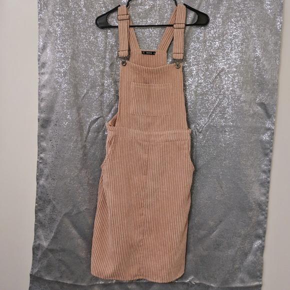 3c4c41f1fb Corduroy Pink Pinafore Dress. M_5c612f363c9844306c050fe0